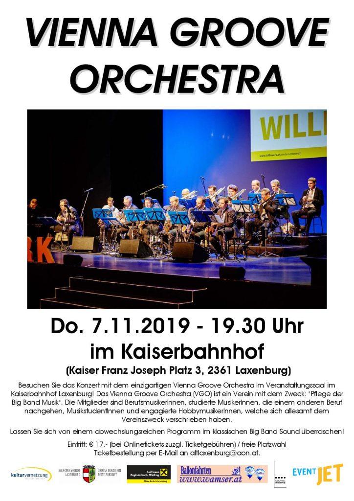 Laxenburg, Kaiserbahnhof, 7.11.2019
